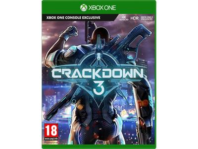 Microsoft Crackdown 3 - Xbox One