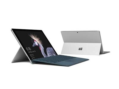 "Microsoft New Surface Pro Core i5-7300U 8GB 256GB SSD 12.3"" with Type Cover Bundle"