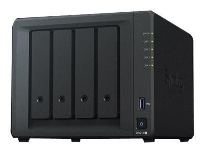 Synology DS918+ 4 Bay Diskless NAS