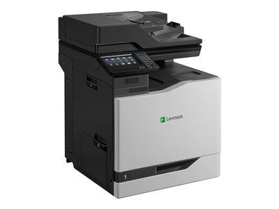 Lexmark CX827de Colour Laser Multifunction Printer