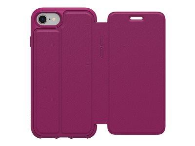 OtterBox Symmetry Folio Etui for iPhone 7/8 - Berry in Love