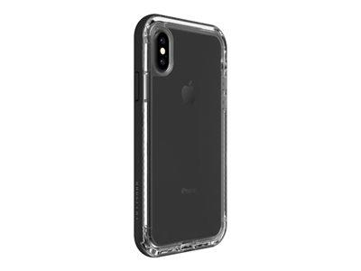 OtterBox LifeProof NEXT case for iPhone X - Black Crystal
