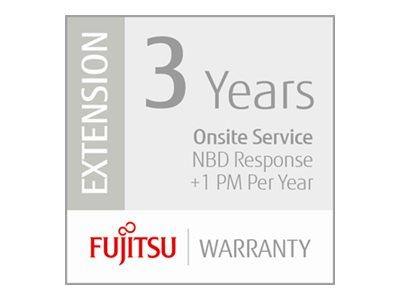 Fujitsu Extends Warranty From 1 Year to 3 Year For Low Volume Production Scanners - Onsite NBD