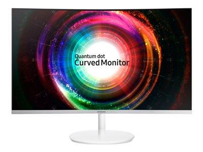 "Samsung C32H711QEU 32"" Curved High Resolution QLED Monitor"