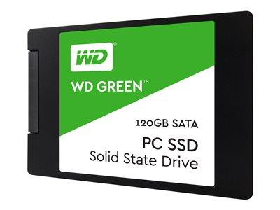 "WD 120GB Green SATA 6Gb/s 2.5"" SSD"