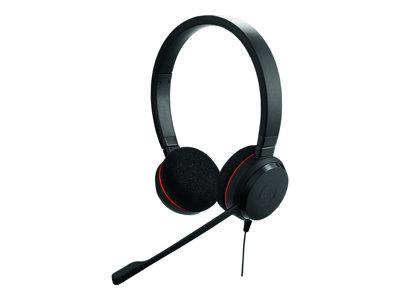 Jabra Evolve 20 UC Duo MS USB Headset