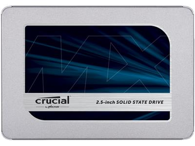 "Crucial 500GB MX500 2.5"" 7mm SATA 6Gb/s SSD"