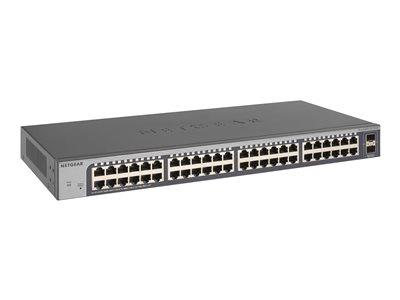 NETGEAR 50PT Gigabit Web Managed Plus Switch
