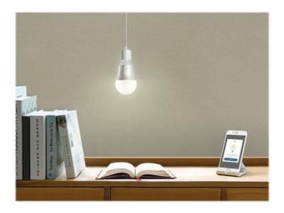TP LINK LB100 Smart WiFi LED Bulb with Dimmable Light (E27+Bayonet)