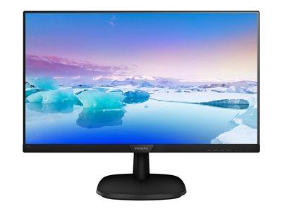 "Philips V-line 27"" Full HD IPS Monitor VGA DVI HDMI"