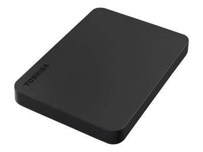 "Toshiba 2TB Canvio Basics 2018 USB 3.0 2.5"" Portable Hard Drive"