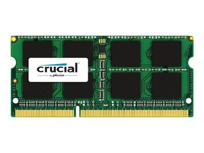 Crucial 8GB DDR3L 1866 MT/s  (PC3-14900) CL13 SODIMM 204pin 1.35V /
