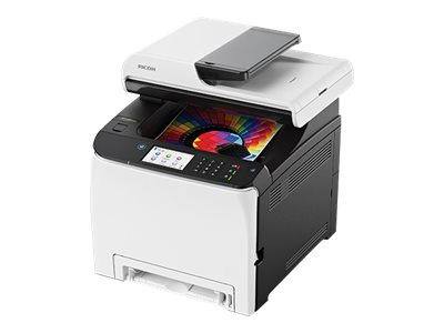 Ricoh SP-C262SFNW A4 Colour Laser 21ppm Multifunction Printer