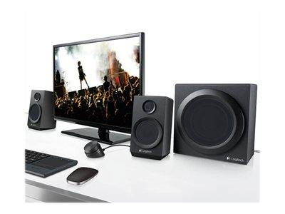 Logitech Z333 Speaker System for PC 2.1-channel