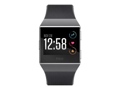 Fitbit Ionic Smartwatch - Charcoal / Smoke Grey