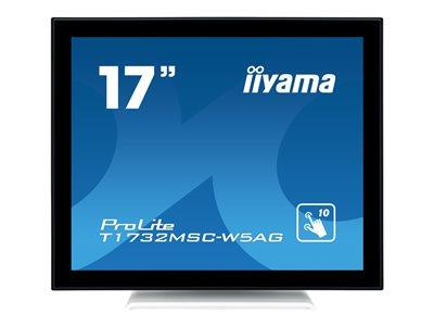 "iiyama ProLite T1732MSC-W5AG 17"" 1280x1024 5ms VGA HDMI DisplayPort LED Monitor"