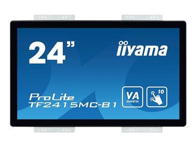 "iiyama ProLite TF2415MC-B1 23.8"" 1920x1080 16ms HDMI VGA DisplayPort LED Monitor"