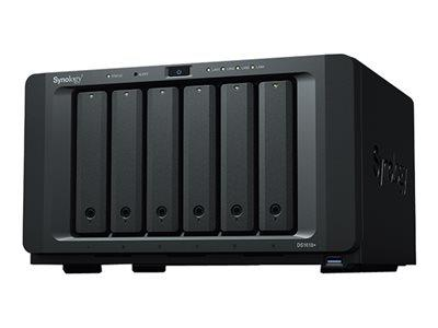 Synology DS1618+/72TB-IWPRO (6 x 12TB) 6 Bay NAS