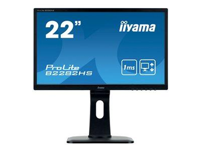 "iiyama B2282HS-B1 22"" 1920x1080 1ms DVI VGA HDMI Full HD LED Monitor"