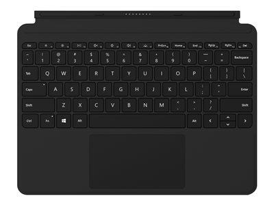 Microsoft Surface Go Backlit Type Cover - Black
