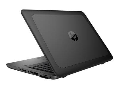 "HP Z Book G4 14u Core i7-7500 16GB 512GB SSD 14"" Windows 10 Pro"