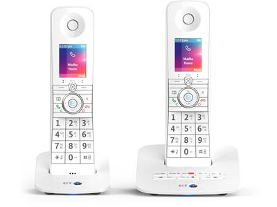 BT Premium Voice Control Phone - Two handsets