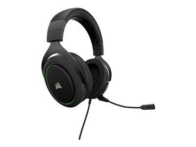 Corsair Gaming HS50 Stereo Green