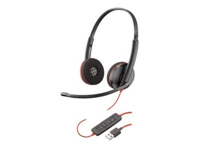Plantronics Blackwire C3220 USB-A Wired Headset