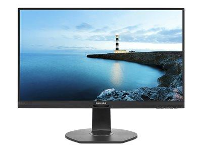 "Philips B-Line 272B7QUPBEB 27"" 2560x1440 5ms HDMI DisplayPort USB-C IPS LED Monitor"