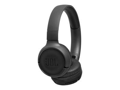 JBL Tune 500 Bluetooth Wireless On-Ear Headphones - Black