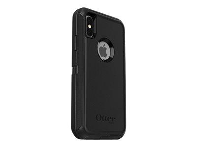 OtterBox Defender iPhone XS/X Black Phone Case