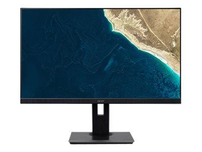 "Acer B277U 27"" 2560x1440 4ms HDMI DP LED Monitor"