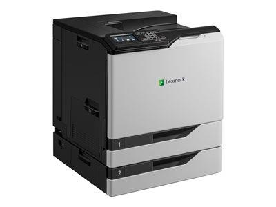 Lexmark CS820dte Colour Laser A4 57ppm Printer
