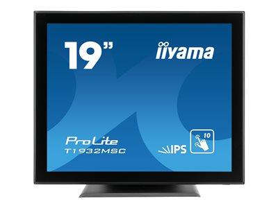 "iiyama ProLite T1932MSC-B5AG 19"" 1280x1024 14ms VGA HDMI DisplayPort IPS LED Monitor"