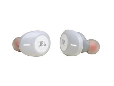 JBL Tune 120TWS Truly Wireless In-Ear Headphones - White