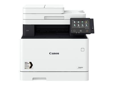 Canon i-SENSYS MF744Cdw Colour Laser Multifunction Printer
