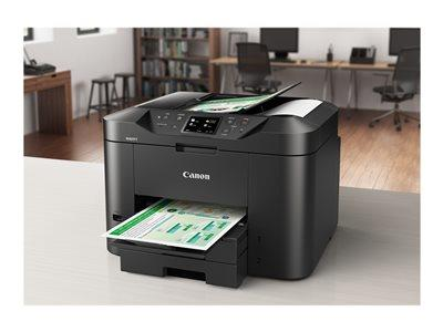 Canon MAXIFY MB2750 Colour Ink-jet Multifunction Printer