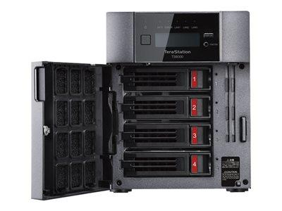 Buffalo TeraStation 6400DN 8TB (4 x 2TB) 4 Bay NAS