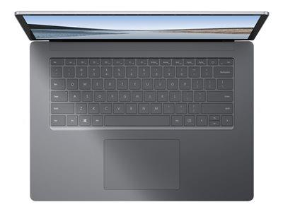 "Microsoft Surface Laptop 3 Intel Core i5 8GB 256GB 15"" Windows 10 Professional 64-bit - Platinum"