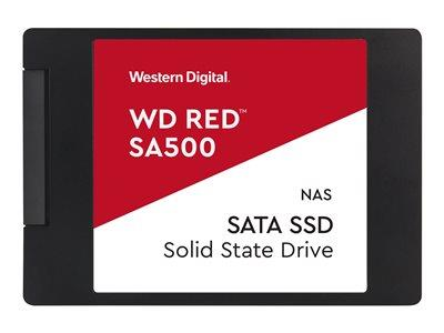 "WD 2TB Red SA500 2.5"" 7mm SATA 6Gb/s SSD"