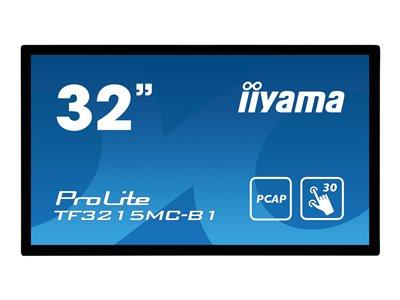 "iiyama ProLite TF3215MC-B1 32"" 1920x1080 8ms VGA HDMI Touch IPS LED Monitor"