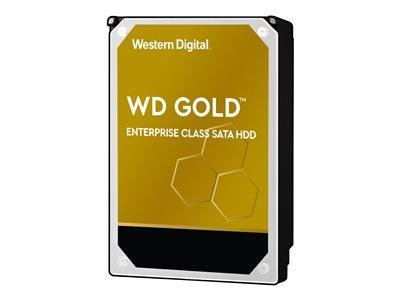 "WD 6TB Gold Enterprise Class 3.5"" SATA 6Gb/s 7200RPM 256MB"