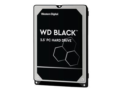 "WD 500GB Black 2.5"" 7mm 7200RPM SATA 6Gb/s 64MB Cache HDD"