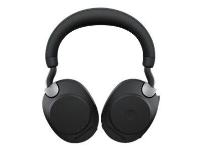 Jabra Evolve2 85 UC Stereo Headset - Black