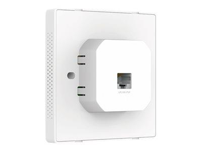 TP LINK Omada EAP115-Wall 300Mbps Wireless N Wall-Plate Access Point