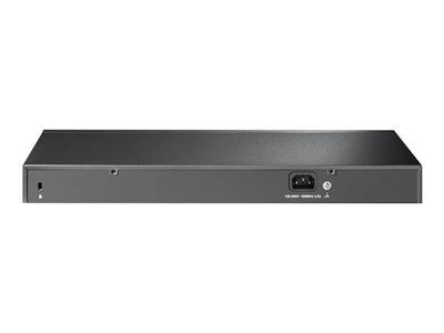TP LINK JetStream TL-SL1218P - V1 Switch - 16 ports - Unmanaged - Rack-Mountable