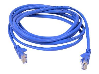 Belkin CAT5e UTP Snagless Patch Cable Blue 1m