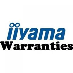 "iiyama 17"" to 27"" 5 Year On-Site Swap Warranty Service (Non-Touch)"