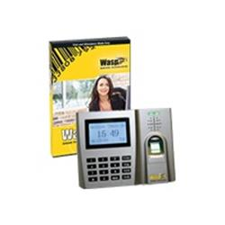 WASP V7 PROFESSIONAL W/ BIOMETRIC CLOCK