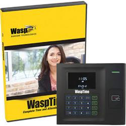 WASP V7 ENTERPRISE W/HID TIME CLOCK